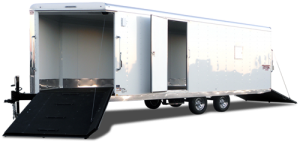 Mirage Xtreme Teton Snow Trailer
