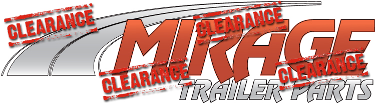 Clearance Trailer Parts